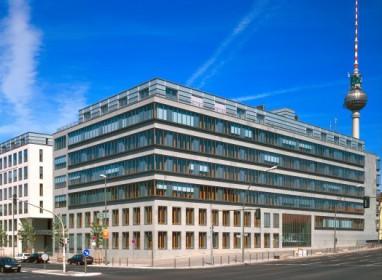 Gebäude von Berliner Bilanz Forum